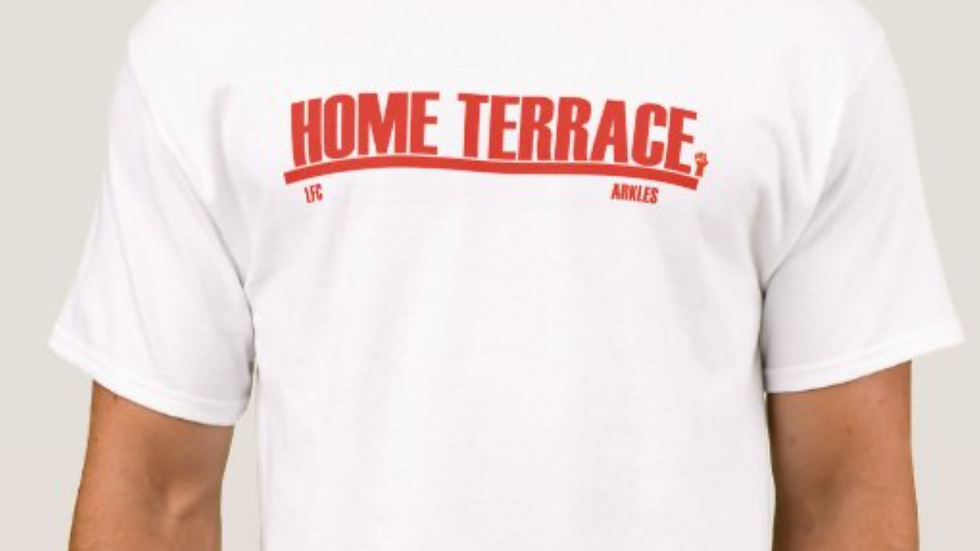 "Home Terrace ""Arkles"" Liverpool"