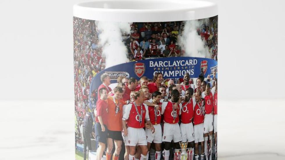 Arsenal The Invincibles team