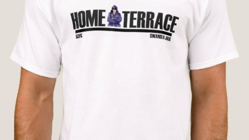 "Home Terrace ""Swansea Jack"" casual"