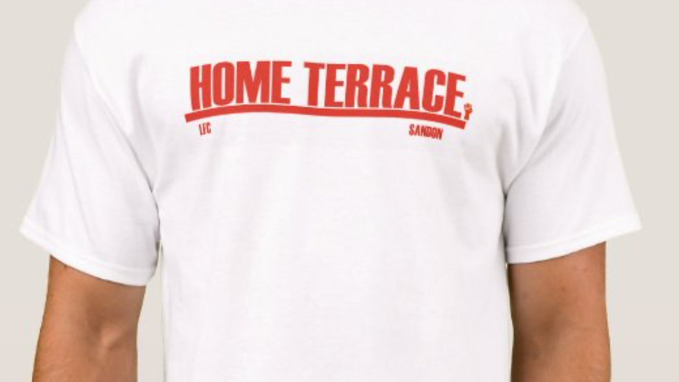 "Home Terrace ""Sandon"" Liverpool"