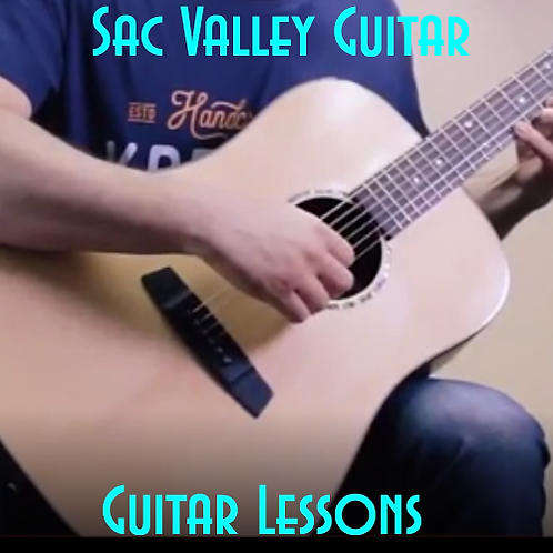 Buy One Month of Guitar Lessons Get 1 Month Free!