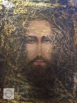 Балясин Иисус 30х40 2014.jpg