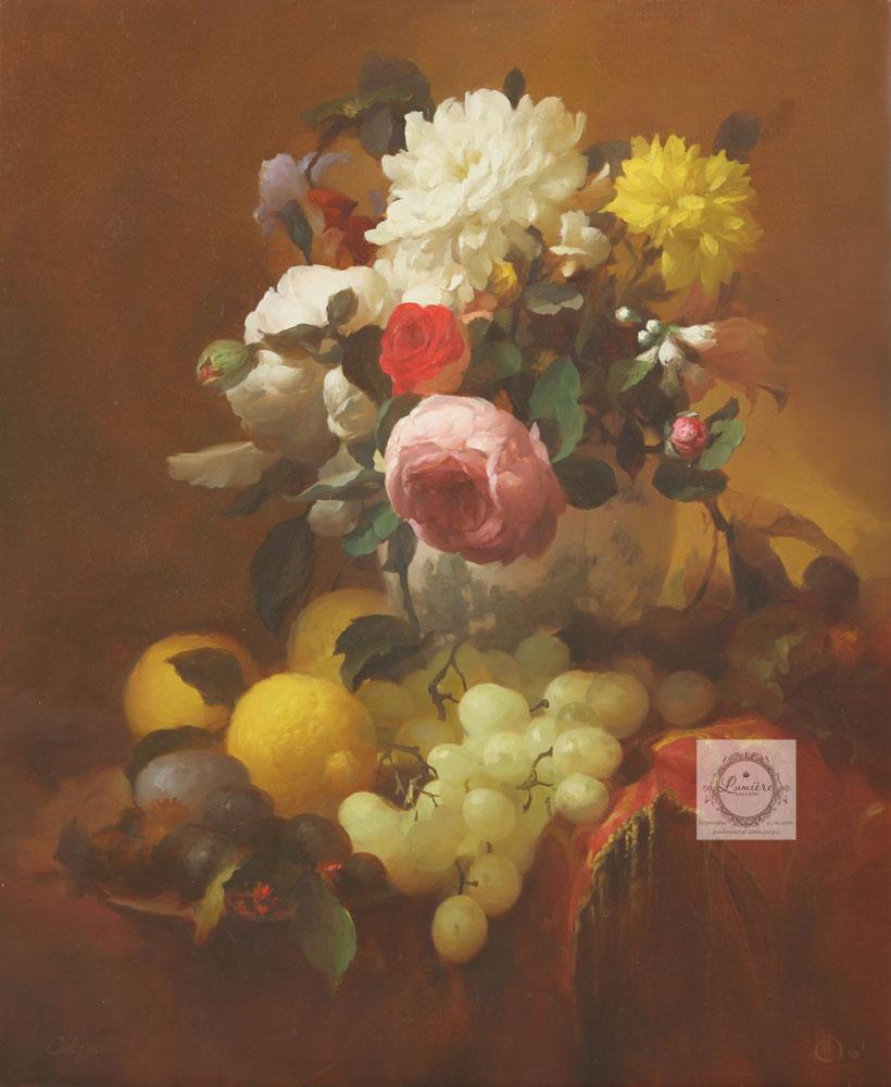 16 Цветы 50х60 2010.jpg