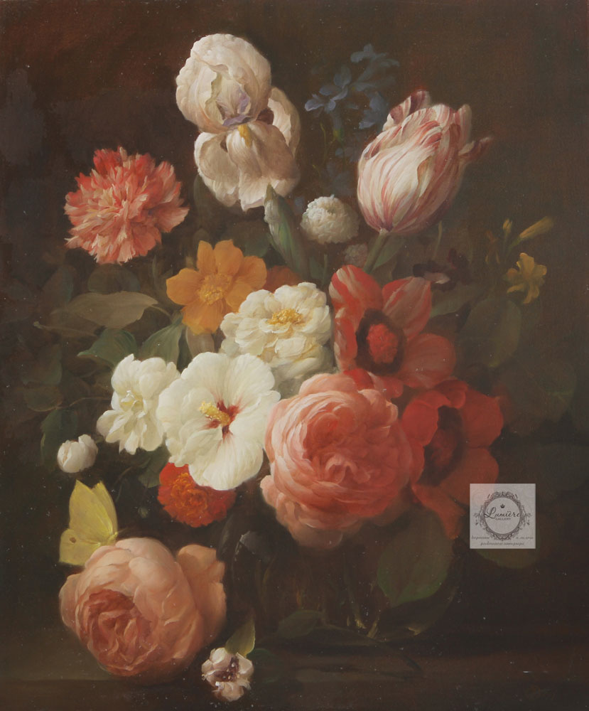 17 Цветы 50х60 2009.jpg