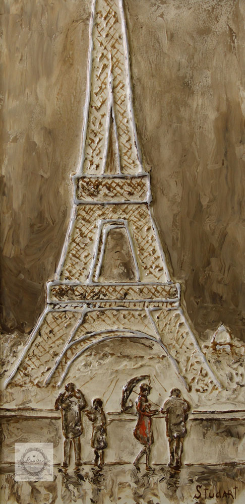 Студеникин Париж - огни в ночи 30x60 2012.jpg