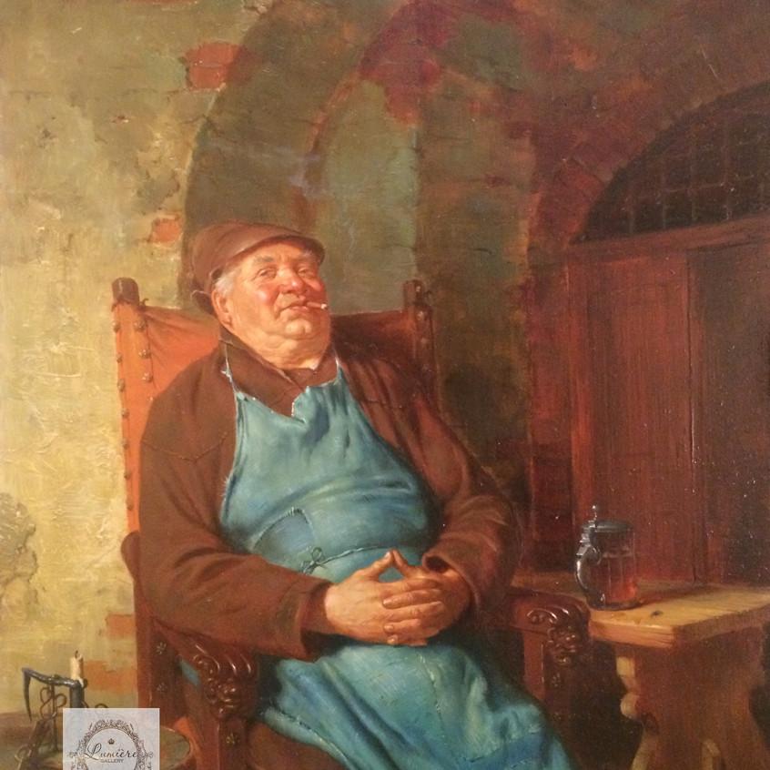 В. Беляков Х.М. 18х24 винодел