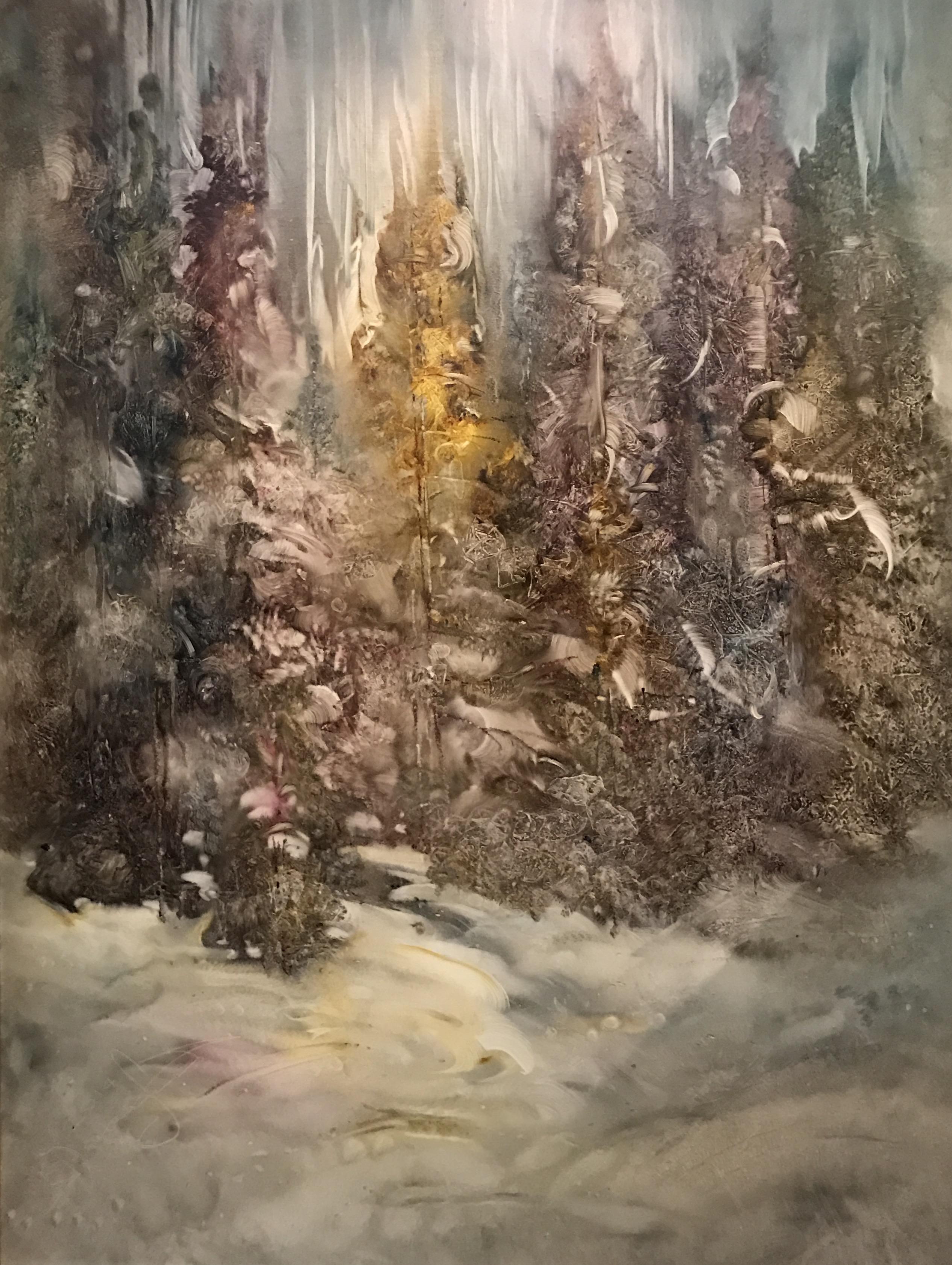 Евгений Захаров - Зимний лес