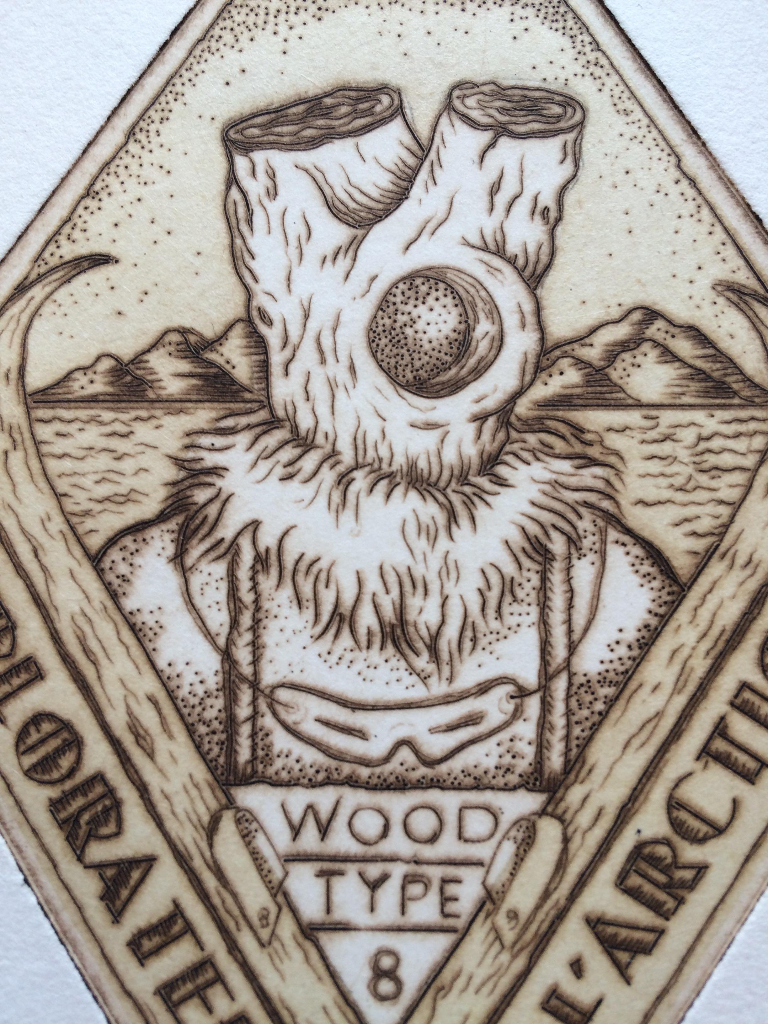 WoodType-N°8