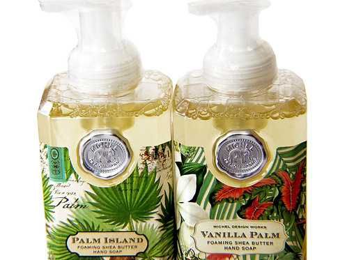 Foaming Shea Butter Hand Soap