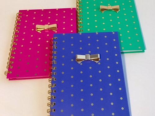 96 Sheet Decorative Notebook