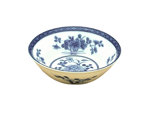 Blue Canton Cereal Bowl- S/4