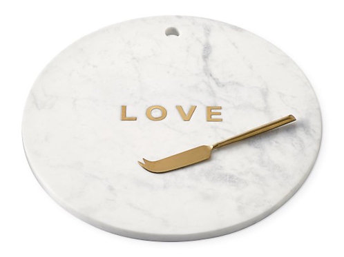 LOVE Marble Board - Round