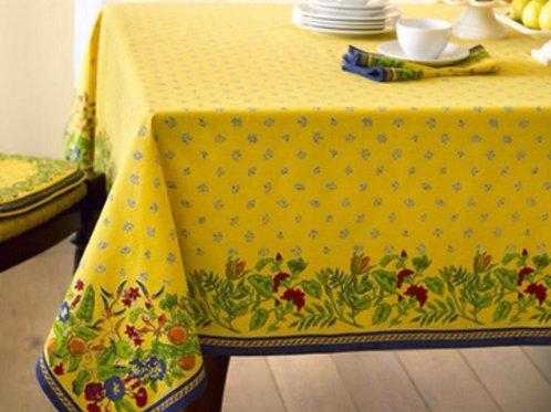 Rectangle Marseille Tablecloth