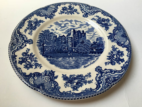 Old Britain Castles Blue & White Dinner Plate-S/4