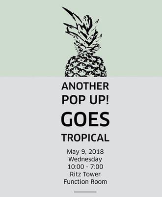 A Very Tropical Affair