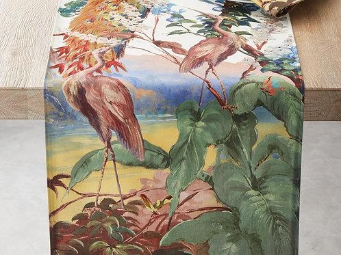 Painted Peacock Tablerunner
