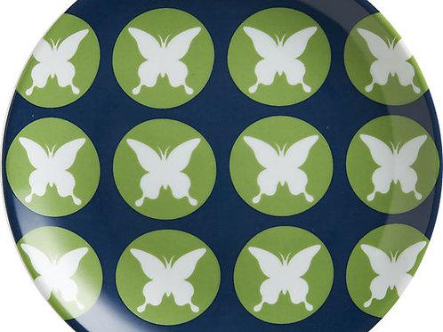 Flutter Appetizer Plate - Set of 4