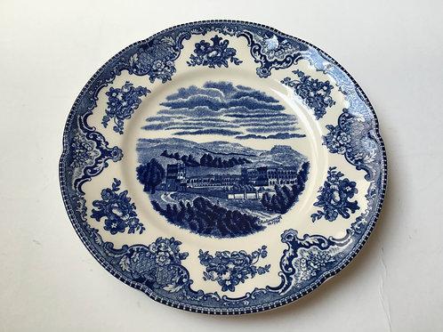 Old Britain Castles Blue & White Salad Plate-S/4