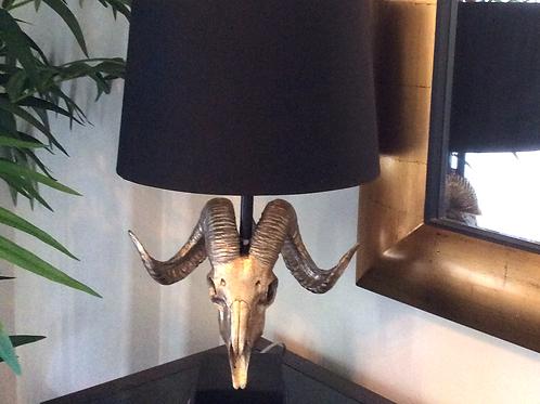 Ram Head Lamp