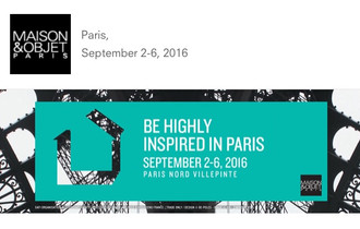 Inspired In Paris - Maison & Objet 2016