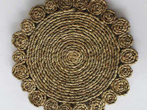 Handwoven Abaca Placemat