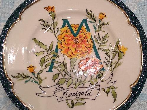Eyewanderer Dessert Plates- S/4