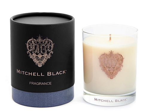 Mitchell Black Signature Soy Candle
