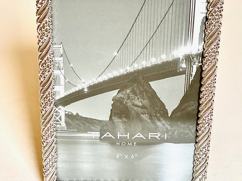 Silver Picture Frame - 4 x 6