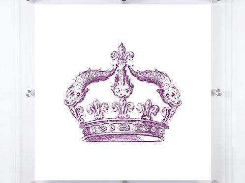 MB Crown Dauphin - Violet