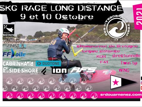 Tableau Officiel SKC Race Longue Distance Kiteboard & Wingfoil