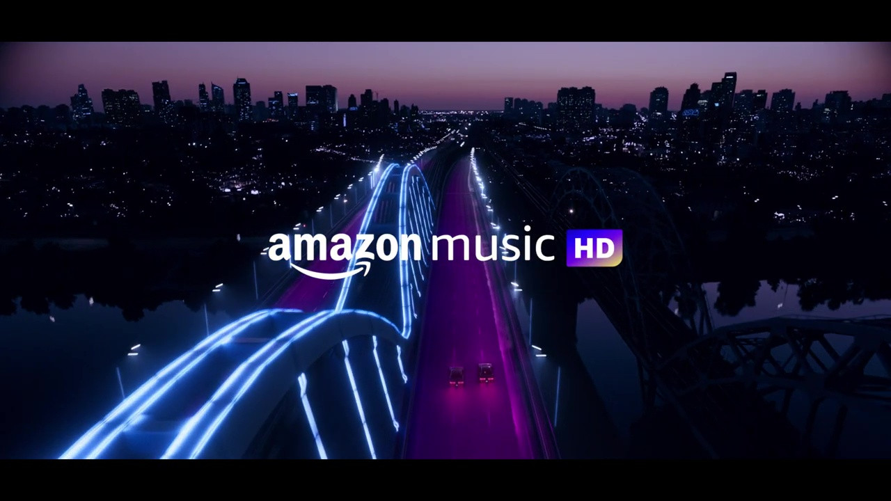 Amazon Music Commercial