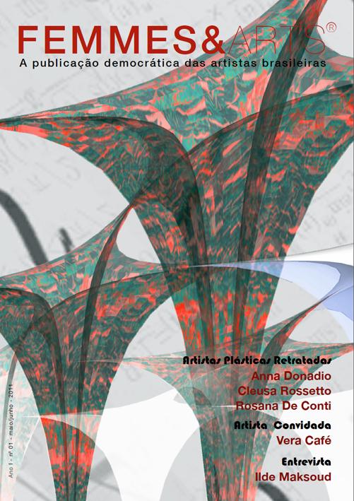 2011 - Revista femmes&Arts n.1
