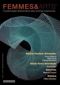 2011 - Revista femmes&arts n.3