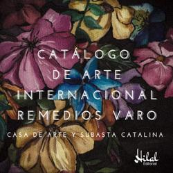 2020 - Catálogo Internacional Remedios Varo