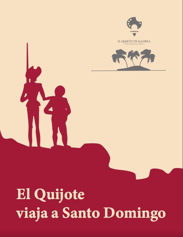 2019 El Quijote viaja a Santo D