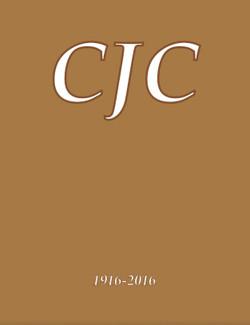 2017 - CJC Existencia Soledad y Amor