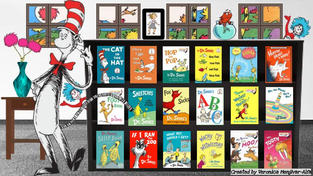 Dr. Seuss Library