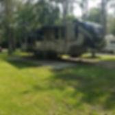 Premium RV Site at Sunny Oaks