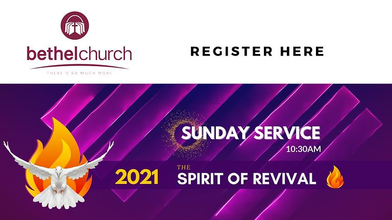 Sunday Service at Bethel Church Bristol