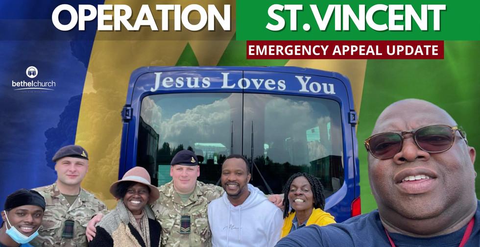St Vincent 2021 Update