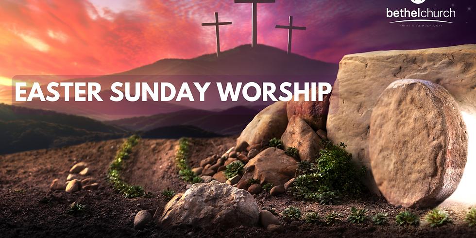 Easter Sunday Service at Bethel Church Bristol