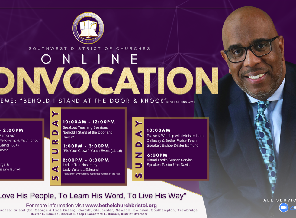 Southwest District Convocation Flyer  (3
