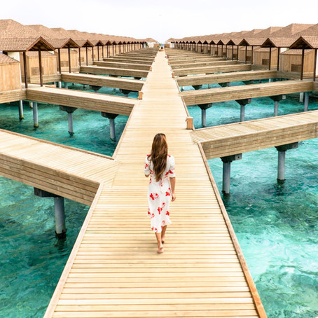 """Maldives Water Villa "" makes clear that Maldives is the Queen of Hotel Searches in 2019!"