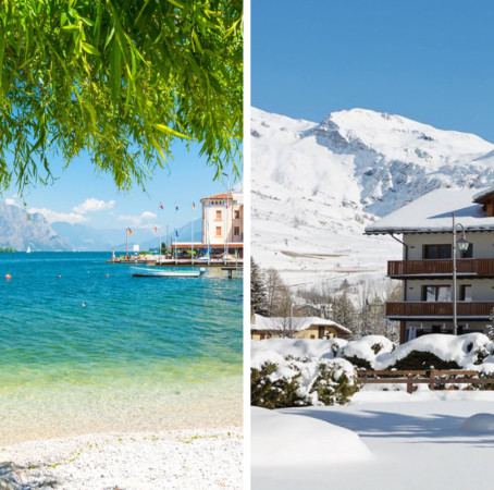 BEACH VS SKI: ITALY PRESENTS A 360 EXPERIENCE ACCORDING TO THE HOTEL SEARCHES FROM SUMMER TO WINTER