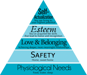 Maslow Hiearchy of Needs