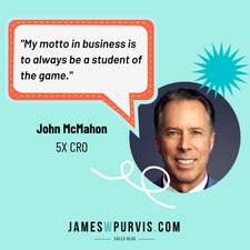 The Top 6 Sales Lessons I Learned from the Industry's Only 5X CRO