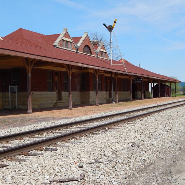 Vinton Depot