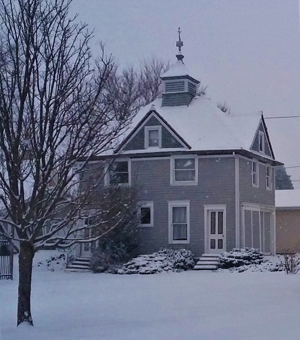 Ray House Carriage House