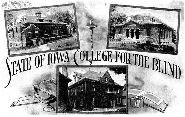 Iowa Braille and Sight Saving School
