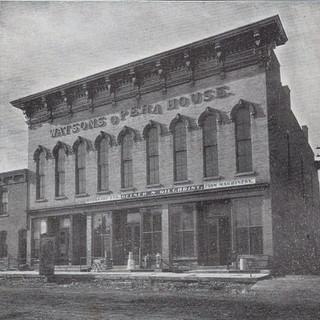 Watson's Opera House